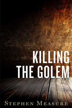 Killing the Golem - Front Cover
